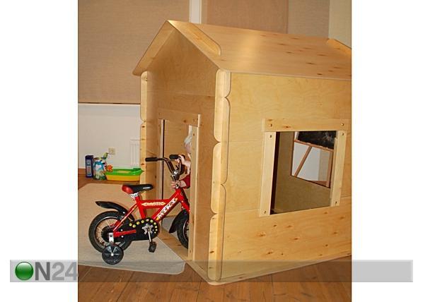Детские игровые домики из фанеры своими руками7