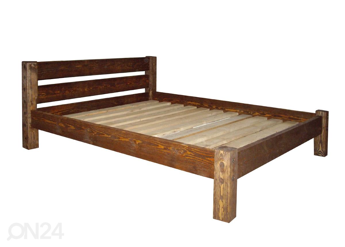 Схемы двуспальных кроватей из дерева