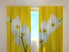 Затемняющая штора White orchids 220x240 cm ED-100461