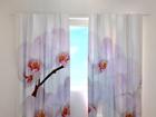 Полузатемняющая штора Snow-white orchid 240x220 cm ED-100484