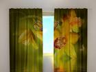 Затемняющая штора Nephrite orchids 1, 240x220 cm ED-100513