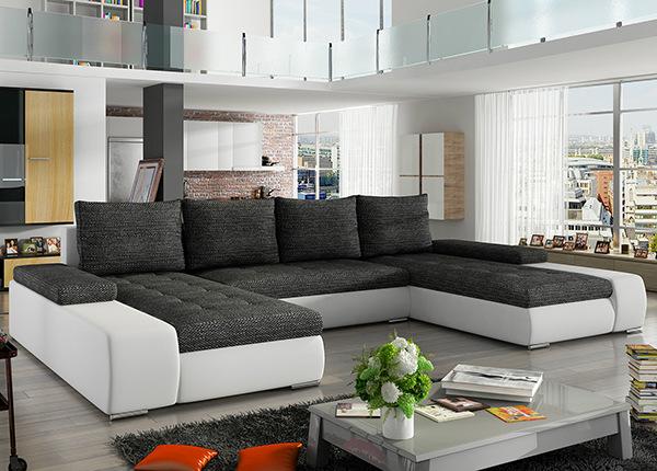 Угловой диван-кровать с ящиком TF-100525