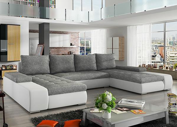 Угловой диван-кровать с ящиком TF-100529