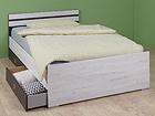 Кровать Cariba 90x200 cm AQ-100747