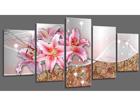 Картина из 5-частей Lily 200x100 cm ED-101091