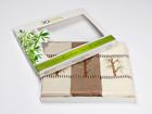 Комплект бамбуковых кухонных полотенец 45x65 cm AN-101343