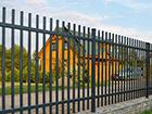 Решётчатый забор