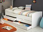Кровать Snow 90x200 cm MA-102226