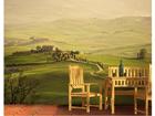 Самолкеющиеся фотообои Chianti Toskana, 270x288 cm ED-102605