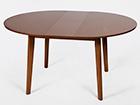 Удлиняющийся обеденный стол Taranto 120x120-150 cm GO-102844