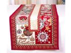 Рождественская салфетка Joy 45x140 cm TG-103132