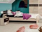 Кровать Game 90x200 cm SM-103334
