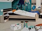 Кровать Game 140x200 cm SM-103335