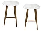 Барные стулья Molly, 2 шт AQ-103377