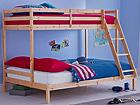 3-местная двухъярусная кровать 90x190 и 135x190 cm FX-103550