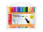 Капиллярная ручка Stabilo Point 88, 18 цветов BB-104507