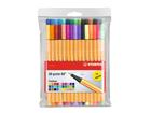 Капиллярная ручка Stabilo Point 88, 30 цветов BB-104511