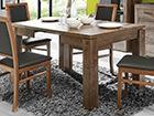 Удлиняющийся обеденный стол 90-180x90cm TF-105239