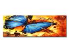 Настенная картина Butterfly 120x40 cm ED-106071