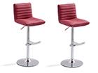Барные стулья Snow, 2 шт CM-106223