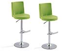 Барные стулья Twist, 2 шт CM-106226