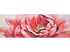 """Масляная картина """"Розовый цветок"""" 50x150 cm EV-106549"""