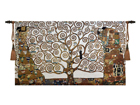 Настенный ковер Гобелен Klimt Tree II 138x80 cm RY-106734