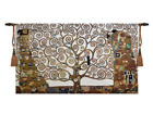 Настенный ковер Гобелен Klimt Tree II 238x138 cm RY-106736