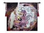 Настенный ковер Гобелен Klimt Virgins 138x124 cm RY-106742