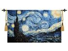 Настенный ковер Гобелен Van Gogh Starry Night 140x86 cm RY-106744