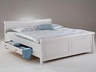 Кровать с ящиками Malta 160x200 cm EC-107305