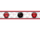 Настенная наклейка Cars Red Race 5 m