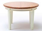 Удлиняющийся обеденный стол Scandic Home Ø 120-165 cm GV-108243