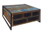 Журнальный стол Bali 90x90 cm AY-108668