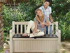 Садовый чулан-скамейка Eden Garden TE-108691