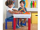 Детский стол для творчества Keter Construct TE-108998