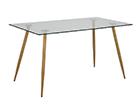 Обеденный стол Wilma 80x140 cm CM-109046