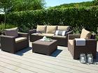 Комплект садовой мебели California, cappuccino TE-109206