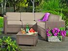 Комплект садовой мебели Keter Provence, cappuccino TE-109209