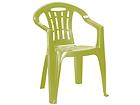 Садовый стул Mallorca, светло-зелёный TE-109214
