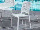 Садовый стул Charlotte City, белый TE-109215