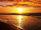 Флизелиновые фотообои Ocean sunset 360x270 cm ED-109405