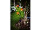 Светильник в сад с солнечной панелью AA-109598