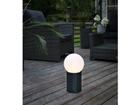 Светильник в сад с солнечной панелью