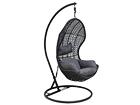 Кресло-гамак с каркасом Aada, чёрный EI-110378