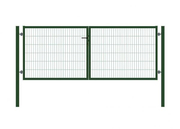Распашные ворота Strong 400x120 cm PO-110531