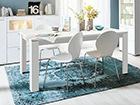 Удлиняющийся обеденный стол Rio Home 90x180/230 cm SM-110756