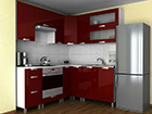Угловая кухня Greta-Madera 190/170 cm TF-111162