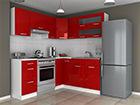 Угловая кухня Tamar 190/170 cm TF-111224