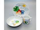 Детский набор столовой посуды Собачки NN-112143